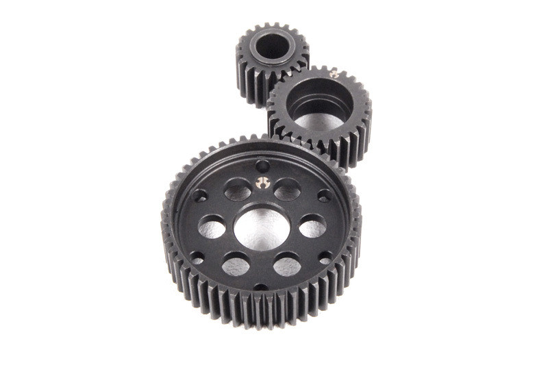 CPE-AX30378:  Axial Steel Locked Transmission Gear Set