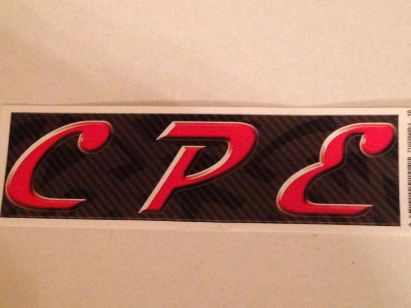 CPE-BUMP: CPE Bumper Sticker