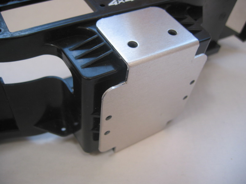 CPE-CLODBRACE:  Clodbuster Aluminum Chassis Brace