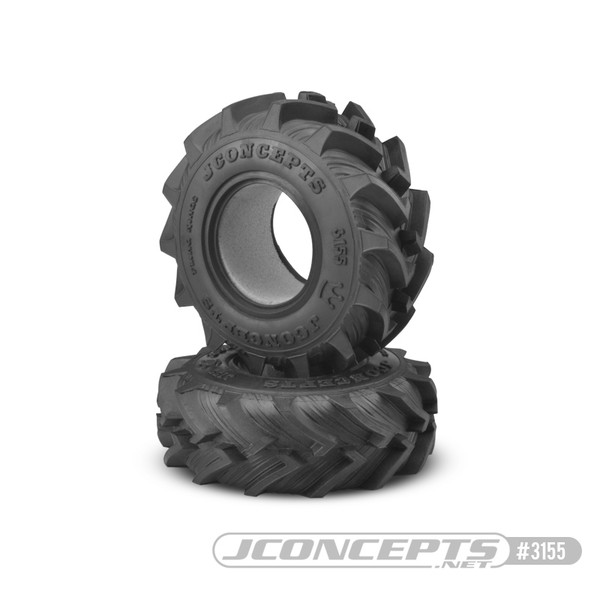 "CPE-FLINGKING26b:  Fling King 2.6"" Mega/Mud Truck Tire - Soft"