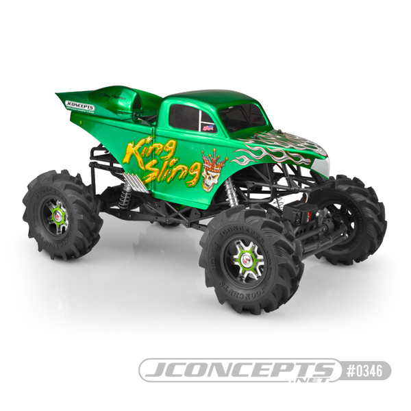 CPE-KSLING:  King Sling Mega Truck Replica Body