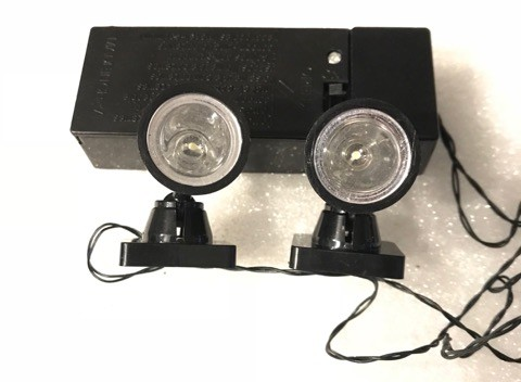 CPE-SPOT:  Miniature Spotlight Set