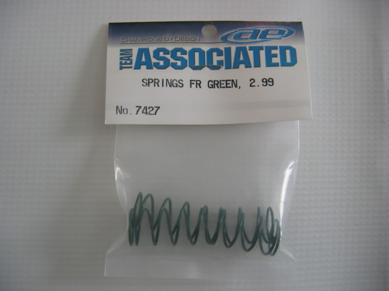CPE-SPRNG1:  Team Asociated 2.99 lb Springs