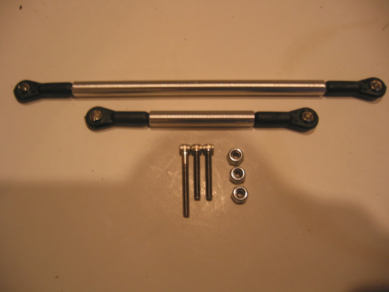 CPE-STR5:  Stock TXT-1 Aluminum Steering Links