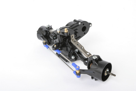 CPER-CLODAXLE:  Complete Front & Rear Clodbuster Axle Assemblies