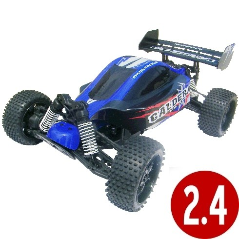 Redcat Racing 10th Scale Caldera 10E Brushless Buggy