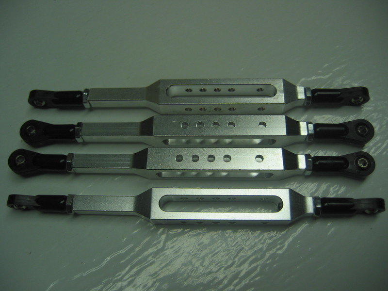 CPE-4LCNC_CLOD:  Clodbuster Machined Lower 4-Link Set