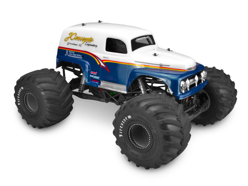 JConcepts 10th Scale 1951 Ford Panel Truck