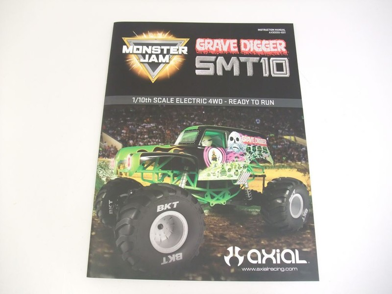 Axial SMT10 Instruction Manual