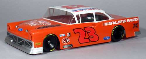 McAllister Racing \'57 Ford Bomber Body