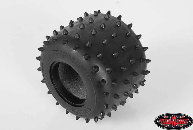 CPE-TWIST:  Clodbuster Twisted Monster Truck Tires