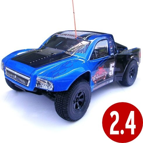 Redcat Racing 8th Scale Aftershock Brushless Desert Truck
