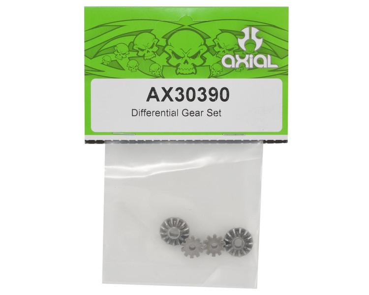 CPE-AX30390:  Axial Steel Open Diff Gear Set