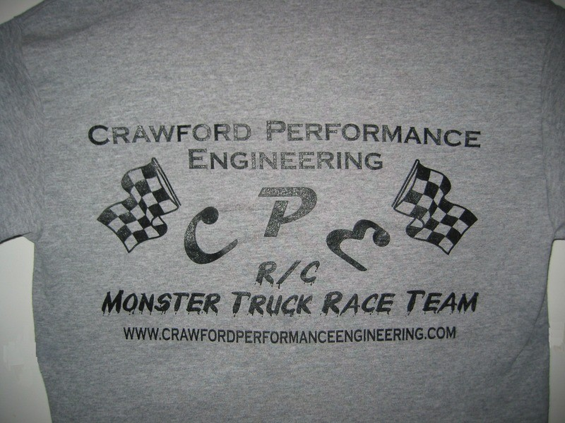 CPE-TSHRT:  CPE Race Team T-Shirt