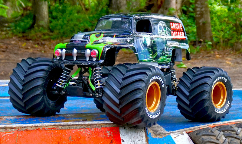 CPE-SLASH4x4CONV:  Traxxas Slash/Stampede 4x4 MT Conversion Kit