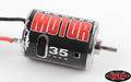 CPE-CRAWL35:  RC4WD 35T Brushed Motor