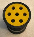 "CPE-HCOMB_TRIB:  Tribute Wheel ""Honeycomb"" Wheel Inserts"