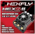CPE-HEX6:  Hexfly 3-6s 160A Waterproof Brushless ESC