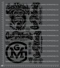 CPE-GASMONKEYDECALv2:  Gas Monkey Garage Decal Sheet v2