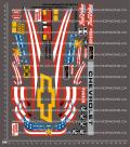 CPE-USA1DECALV2:  USA-1 Decal V2 Sheet