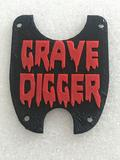 "CPE-SMTCVR_GD:  Axial SMT10 ""Grave Digger"" Chassis Panels"