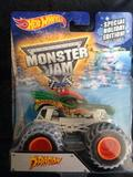 2015 1:64 Hot Wheels Holiday Edition Dragon