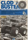 Tamiya Clodbuster Instruction Manual